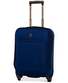 "CLOSEOUT! Victorinox Avolve 3.0 22"" Global Carry-On Expandable Spinner Suitcase"