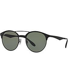 Ray-Ban Polarized Sunglasses, RB3545 51