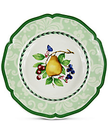 Villeroy & Boch French Garden Antibes Dinnerware Collection Rim Soup Bowl