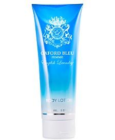 English Laundry Oxford Bleu Femme Eau de Parfum Body Lotion, 6.8 oz