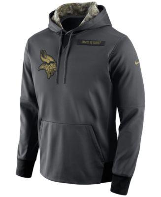 Nike Men's Minnesota Vikings Salute to