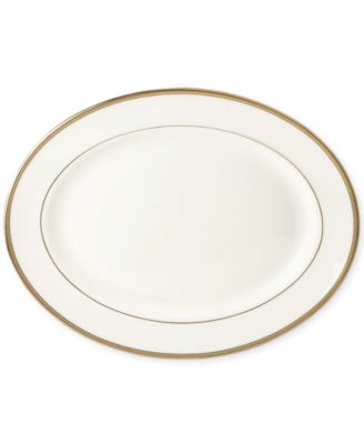 """""""Sonora Knot"""" 13"""" Oval Platter"""