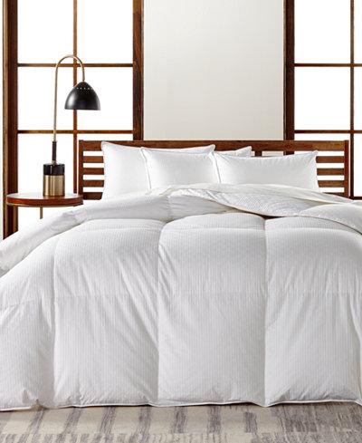 Hotel Collection European White Goose Down Medium Weight