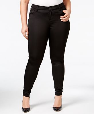 Body Sculpt by Celebrity Pink Trendy Plus Size The Lifter Skinny ...