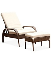 Chaise Lounge Outdoor Patio Furniture Macy S