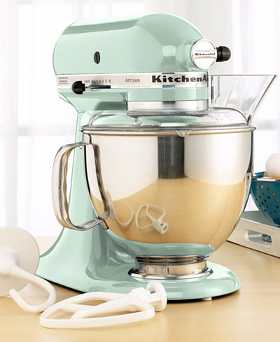 Kitchenaid Ksm150ps Artisan 5 Qt Stand Mixer Electrics