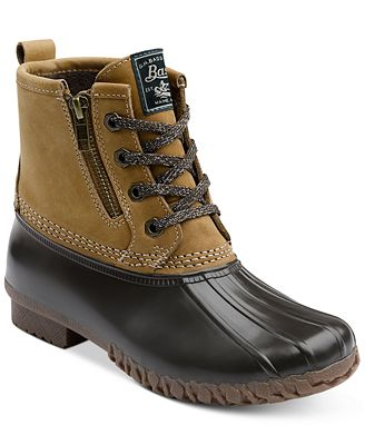 Bass Pro Shops carries a 1-year warranty against manufacturer defects on boots, shoes, and waders. This is a limited warranty and does not cover normal wear and tear. All Bass Pro Shops duck boots bass pro shop brand rods have a one (1) year warranty.