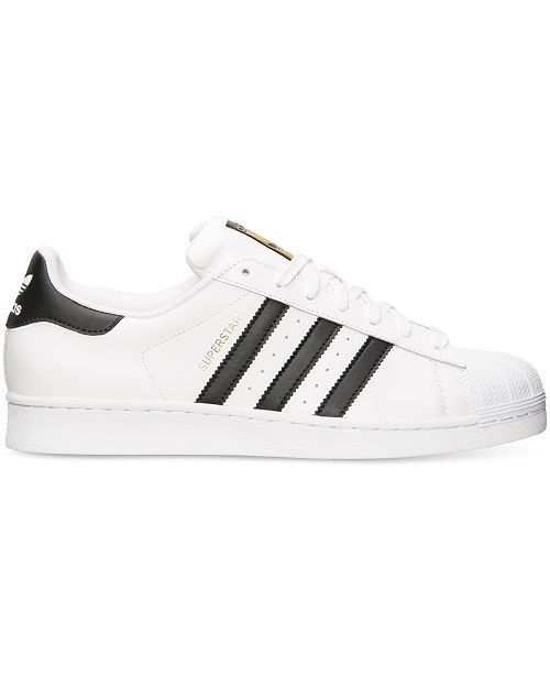 3c3271621aae adidas Men s Superstar Casual Sneakers from Finish Line   Reviews ...