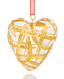 Heart of Haiti Heart Ornament