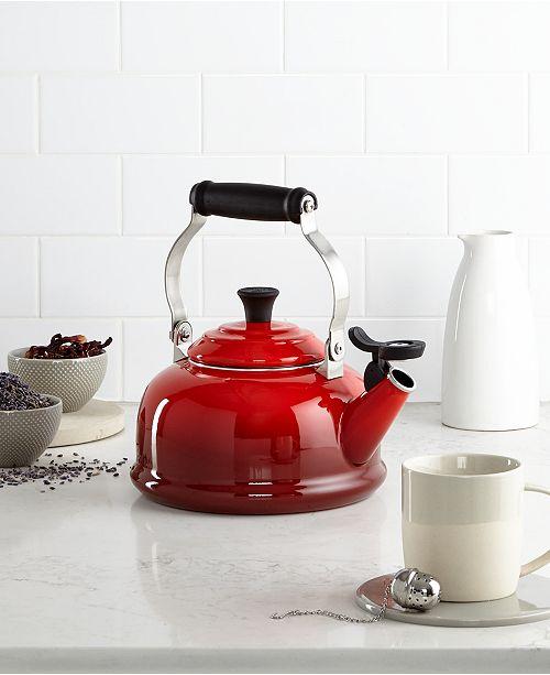 13d4091bad106 Le Creuset Demi 1.25 Qt. Tea Kettle   Reviews - Cookware   Cookware ...