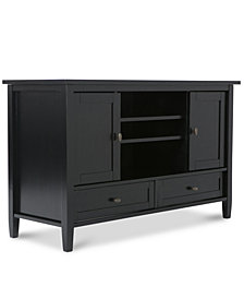Burbank TV Stand, Quick Ship