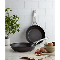 Anolon Nouvelle Hard-Anodized Copper 8.5-inch & 10-inch Skillet Set Deals