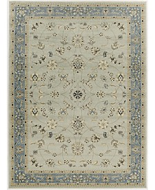 Area Rug Set, Florence Collection 4 Piece Set Isfahan