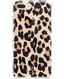 kate spade new york Leopard Clear iPhone 7 Case