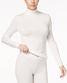 Cuddl Duds Softwear Stretch Long-Sleeve Turtleneck