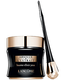 Lancôme Absolue L'Extrait Ultimate Eye Contour Collection, 0.5 oz.