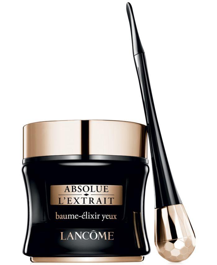 Lancôme Absolue L'Extrait Ultimate Eye Contour Collection, 0.5 oz.  & Reviews - Skin Care - Beauty - Macy's