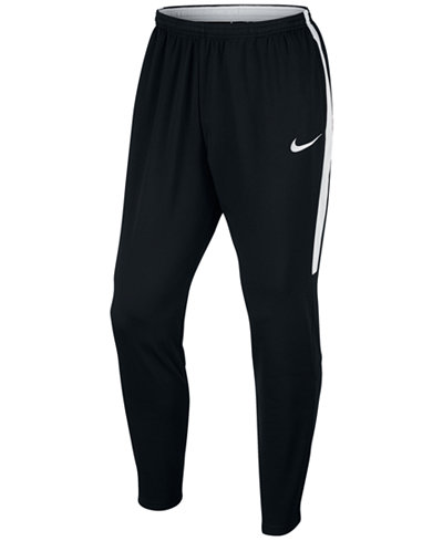 nike men 39 s nike dry academy soccer pants activewear men macy 39 s. Black Bedroom Furniture Sets. Home Design Ideas