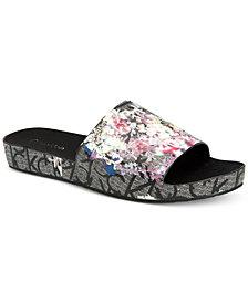 Calvin Klein Women's Maiya Platform Sandals