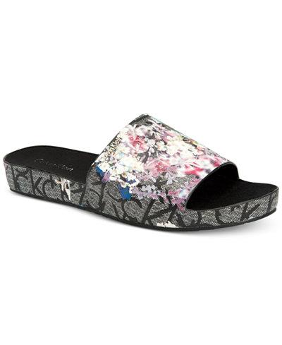 Macys Womens Shoes Slides
