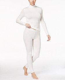 Cuddl Duds Softwear Stretch Long-Sleeve Turtleneck & Leggings