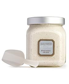 Almond Coconut Milk Scrub, 12 oz.