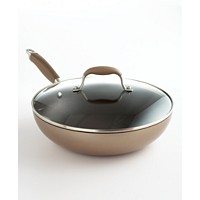 Anolon Advanced Bronze Collection Hard Anodized Nonstick 12