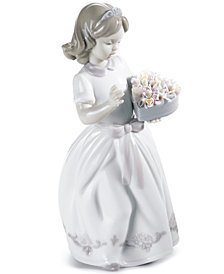 Lladro Collectible Figurine, For A Special Someone
