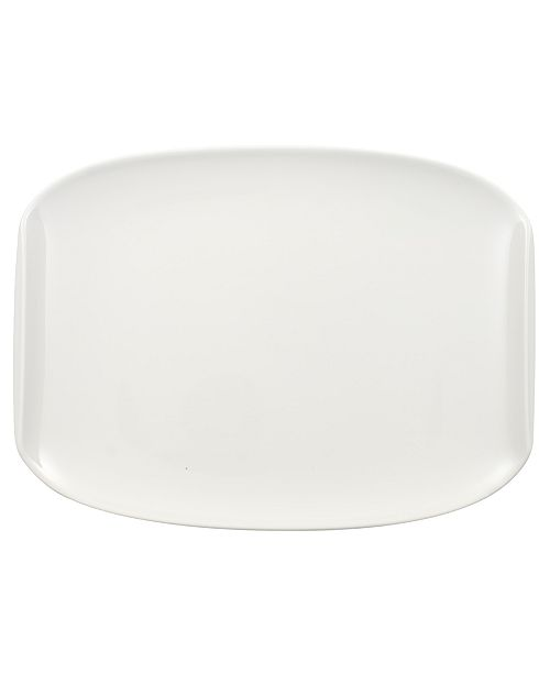 "Villeroy & Boch Dinnerware, Urban Nature Coupe Salad Plate, 10 1/2"" x 7 3/4"""