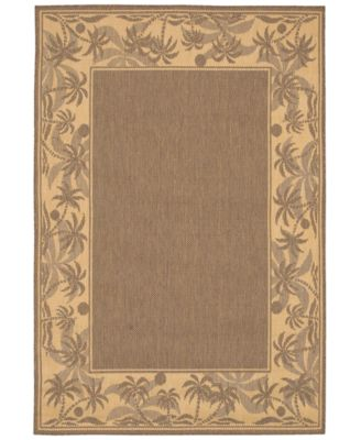 CLOSEOUT! Area Rug, Recife Indoor/Outdoor 1222/0722 Island Retreat Beige-Natural 2' 3