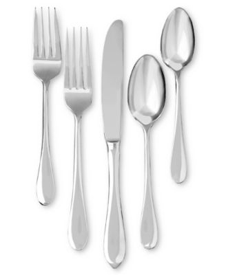 Gorham 18/10 Flatware Studio 5 Piece Place Setting  sc 1 st  Macy\u0027s & Gorham 18/10 Flatware Studio 5 Piece Place Setting - Flatware ...