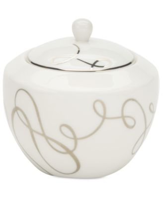 Love Story Covered Sugar Bowl