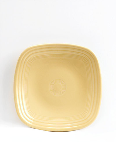 Fiesta Lapis Square Salad Plate