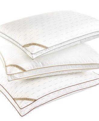 CLOSEOUT! Calvin Klein Signature Down Alternative Density Gusset Pillows
