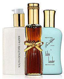 Estée Lauder Youth Dew for Women Perfume Collection