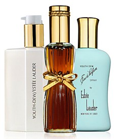 Estée Lauder Youth Dew Eau De Parfum Fragrance Collection