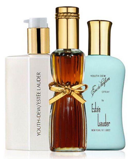 Estee Lauder Youth Dew Eau De Parfum Fragrance Collection