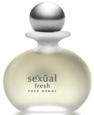 Men's sexual fresh Eau de Toilette, 4.2 oz - A Macy's Exclusive