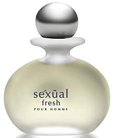 Michel Germain Men's sexual fresh Eau de Toilette, 4.2 oz - A Macy's Exclusive