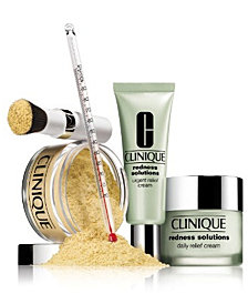Clinique Redness Solutions Collection