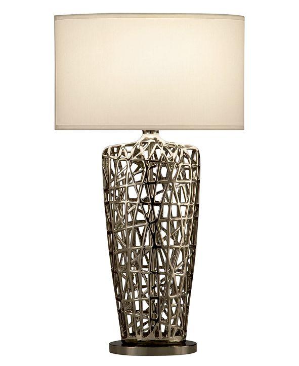 Nova Lighting Bird's Nest Heart Table Lamp