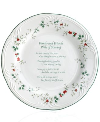 Winterberry Friends & Family Sharing Plate