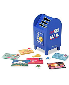 Melissa and Doug Toy, Mailbox and Mail Set
