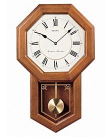 Oak Wall Clock QXH110BLH