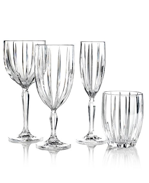 Marquis by Waterford Set of 4, Omega Stemware Collection