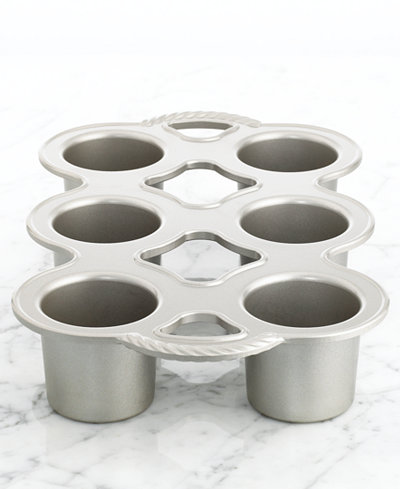 Nordic Ware 6 Cup Grand Popover Pan Bakeware Kitchen