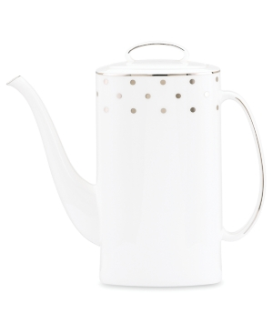 kate spade new york Larabee Road Coffee Pot