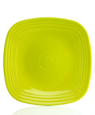 Lemongrass Square Dinner Plate