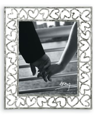 "Heart 8"" x 10"" Picture Frame"