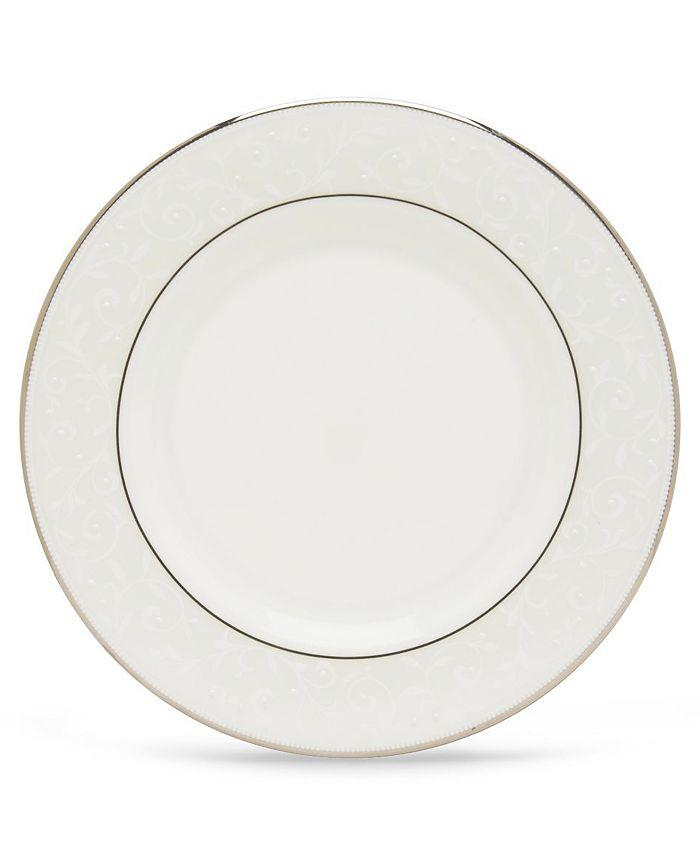 """Lenox - """"Opal Innocence"""" Salad Plate"""